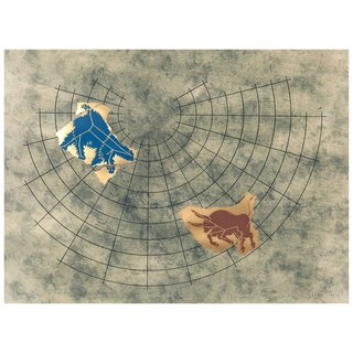 Ursa Major & Taurus art for sale