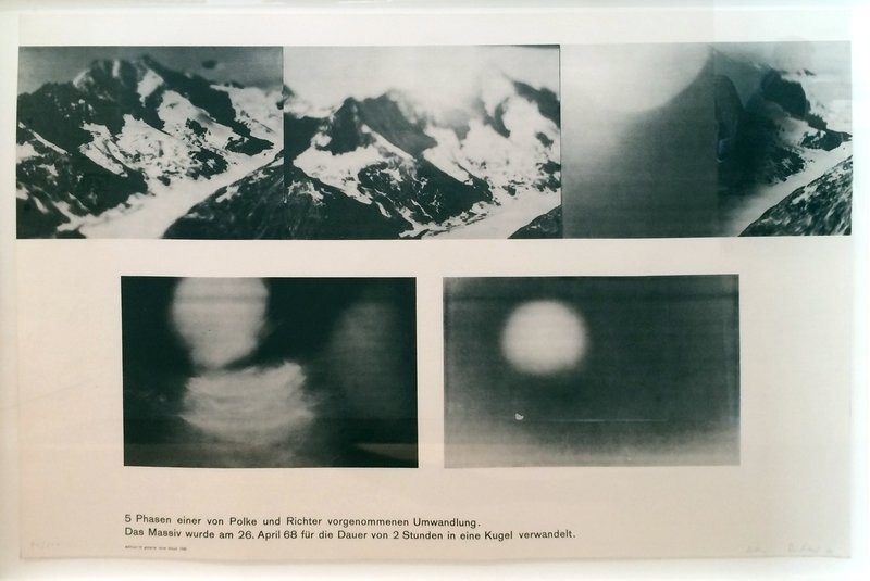 by gerhard_richter - Umwandlung (Metamorphosis) - with Sigmar Polke