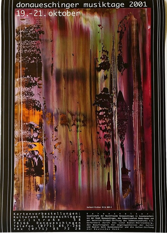 Gerhard Richter | Artist Bio and Art for Sale | Artspace