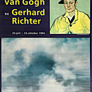 Fra van Gogh Til Gerhard Richter (From Van Gogh to Gerhard Richter) art for sale