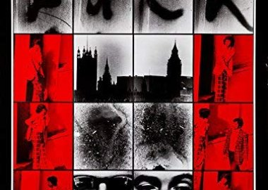 work by Gilbert & George - FUCK