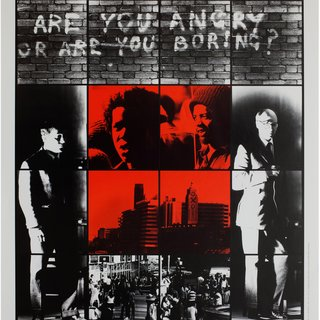 Gilbert & George, Are you angry or are you boring?