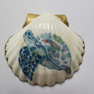 The House of Venus – Turtle art for sale