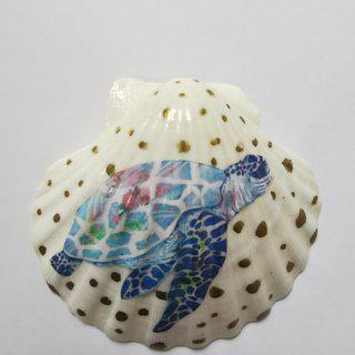 The House of Venus – Turtle Pois art for sale