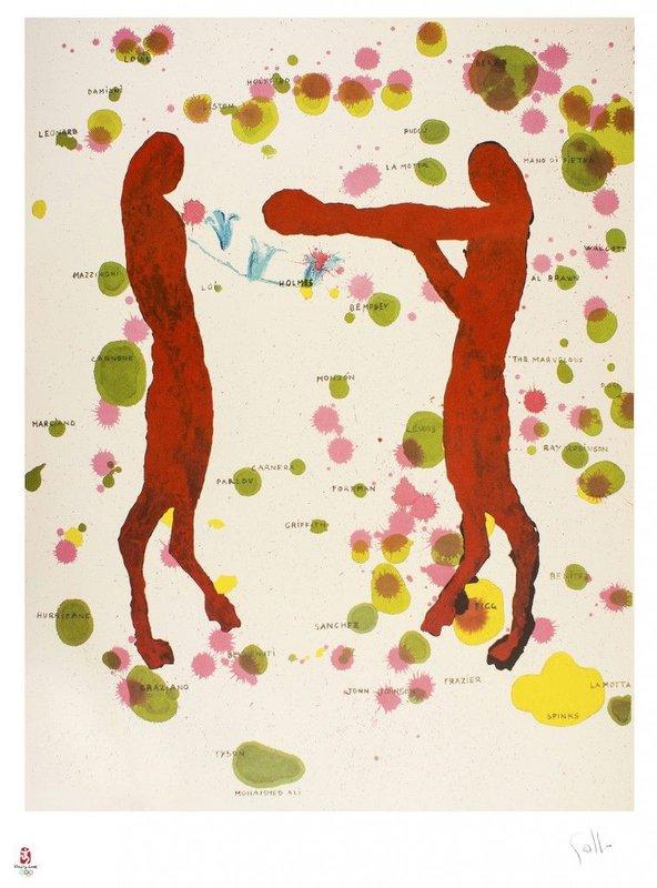 Giuseppe Gallo - Boxers for Sale | Artspace