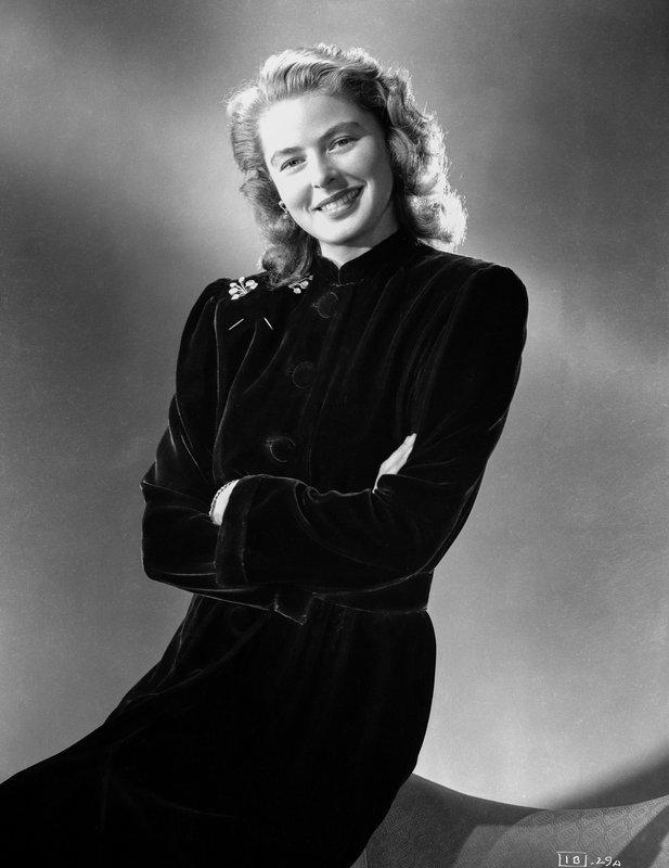 Ingrid Bergman billy bragg