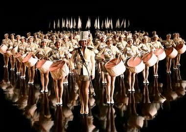 Globe Photo Agency - Busby Berkeley Gold Diggers of 1935