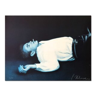 Fallen Angel (James Dean) art for sale