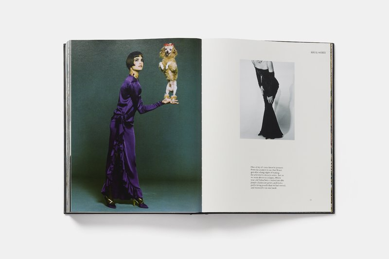 Grace Coddington, Grace: Thirty Years of Fashion at Vogue -
