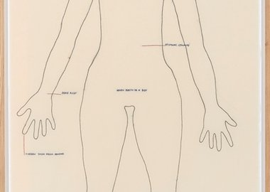 Gudrun Hasle - MY BODY AS AN ARTIST