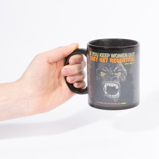Gorilla Magic Mug (Set of 2) art for sale