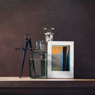 Still Life with Diebenkorn art for sale