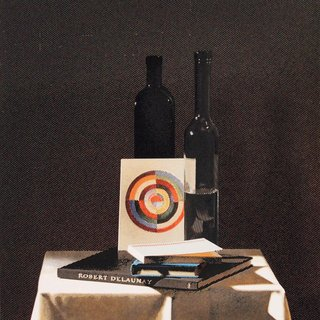Still Life with Robert Delaunay art for sale