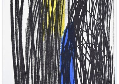 work by Hans Hartung - Influence