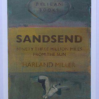 Harland Miller, Sandsend - Ninety Three Million Miles From The Sun