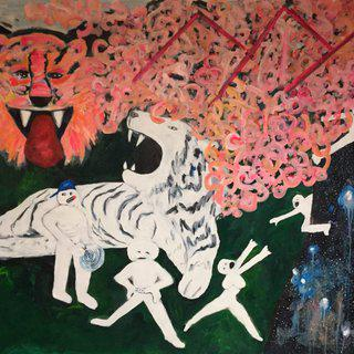 Everything is Stardust: Trees, Ropes and Tigers art for sale