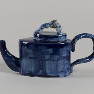 Ring Finger Teapot art for sale