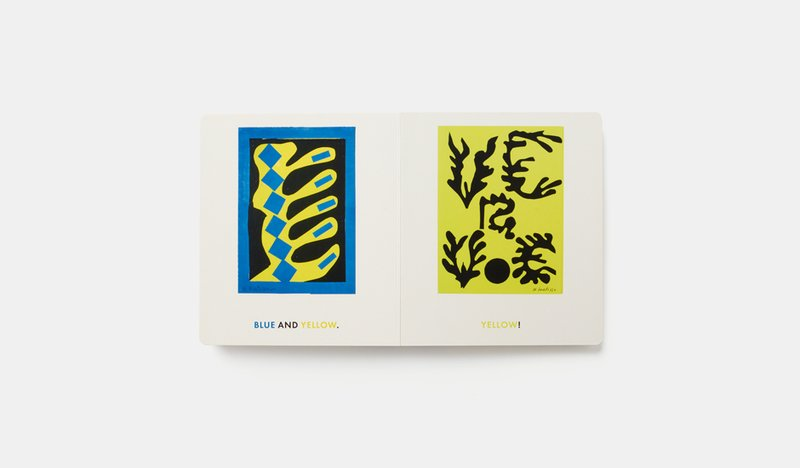 view:13150 - Henri Matisse, Blue and Other Colors with Henri Matisse -