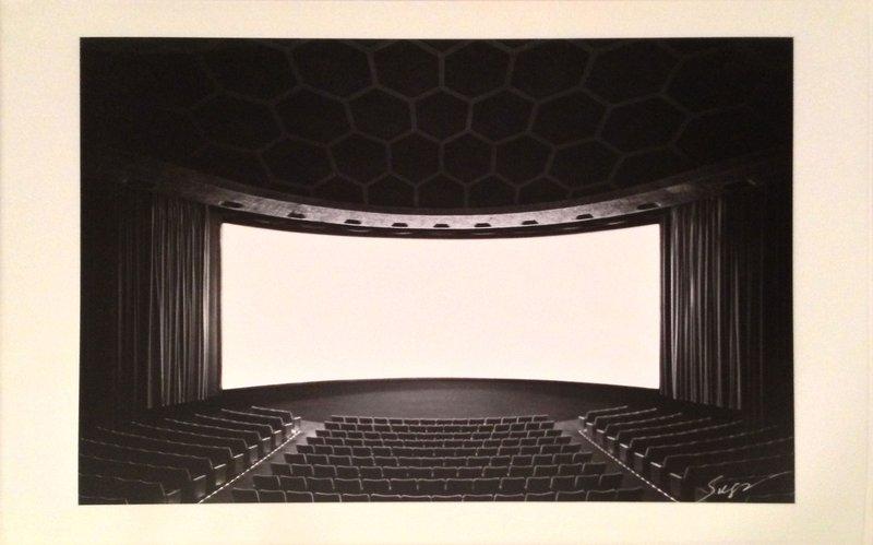 Hiroshi Sugimoto - Cinema Dome, Hollywood for Sale | Artspace