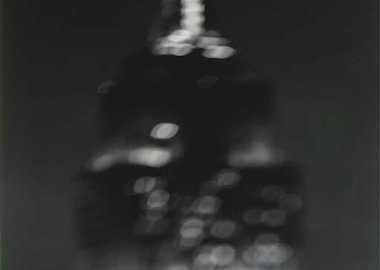 work by Hiroshi Sugimoto - Empire State Building