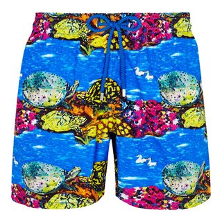 Men Swimwear Vilebrequin x Hunt Slonem (MOOREA) art for sale