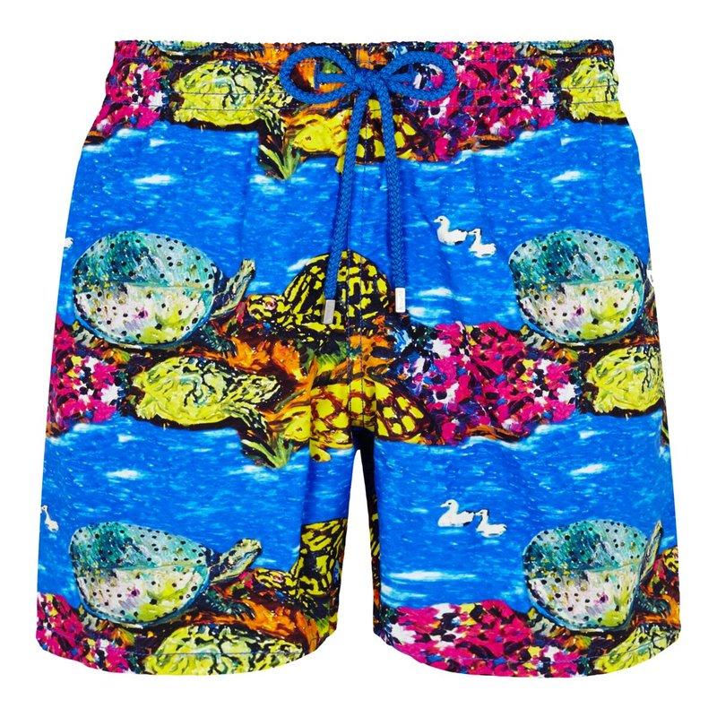 5b267e268b Hunt Slonem - Men Swimwear Vilebrequin x Hunt Slonem (MOOREA) for ...