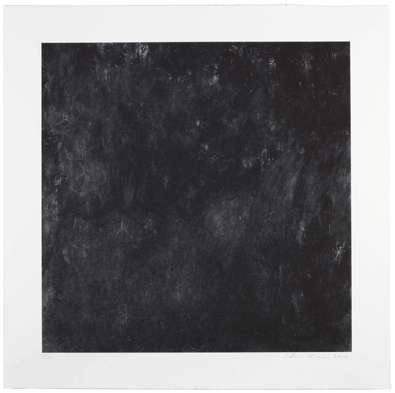 main work - Idris Khan, Death of Painting