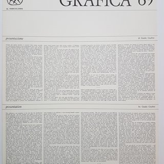 Grafica '69 art for sale