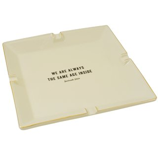 Gertrude Stein Catchall Tray art for sale