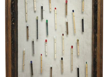 work by Jackie Mock - A Fairly Comprehensive Survey of Matches