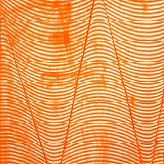 Untitled Orange art for sale