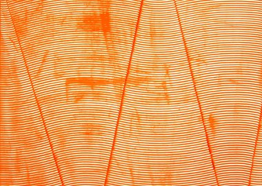 work by James Collins - Untitled Orange