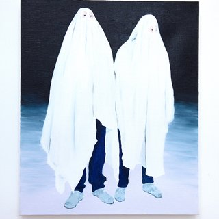Ghosts working with fears and inhibitions art for sale