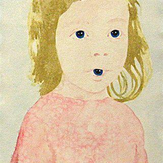 James Rielly, Girl with 3 eyes, Held in place by reality