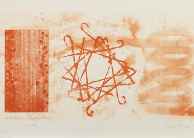 work by James Rosenquist - 2nd State