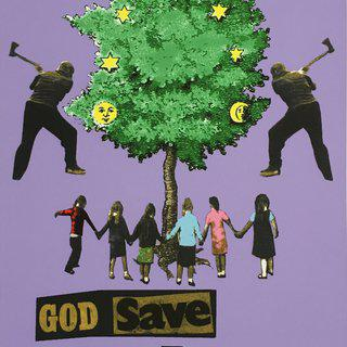 God Save Our Forests art for sale