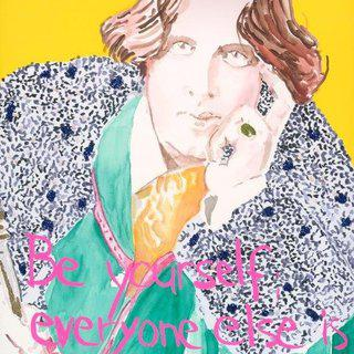 Oscar Wilde art for sale