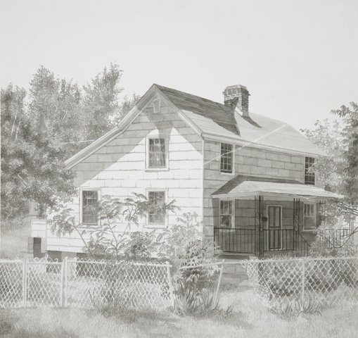 Jared Buckhiester - Green House on Main Street