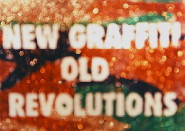 Jayson Keeling - New Graffiti Old Revolutions
