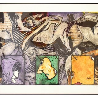 Jasper Johns, Untitled