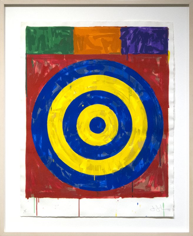 Jasper johns artist bio and art for sale artspace target gumiabroncs Gallery