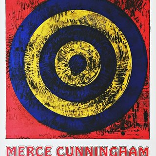 Merce Cunningham and Dance Company (Hand Signed) art for sale