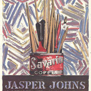 Savarin Cans-Monotype art for sale