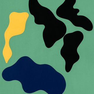 Jean Hans Arp, Composition 1