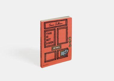 work by Jean Jullien - This is not a Book