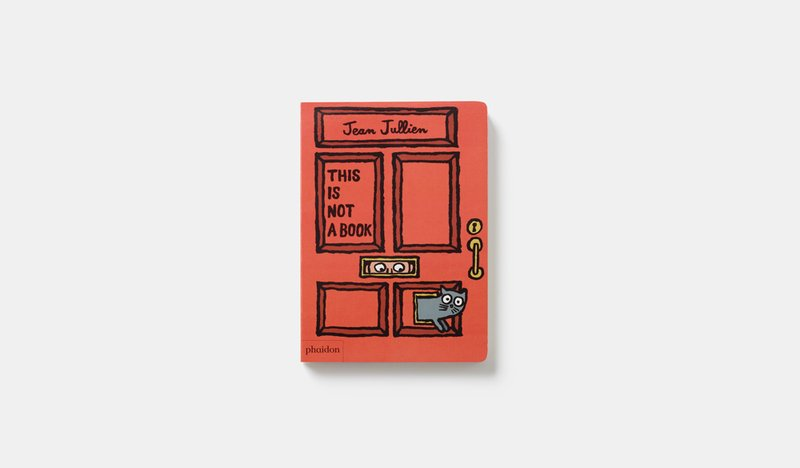 view:18386 - Jean Jullien, This is not a Book -