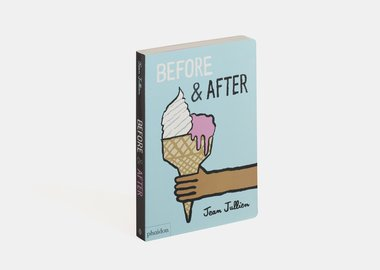 work by Jean Jullien - Before and After