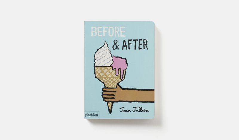 view:18391 - Jean Jullien, Before and After -
