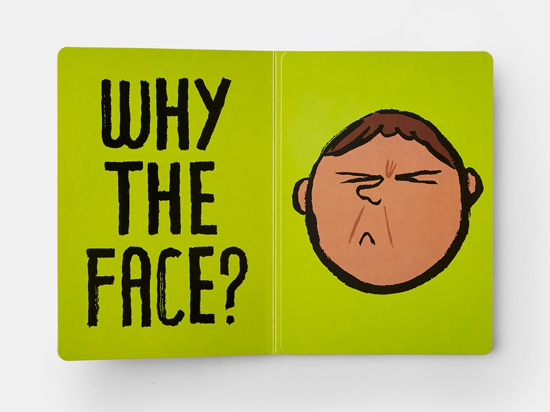 view:18398 - Jean Jullien, Why the Face? -