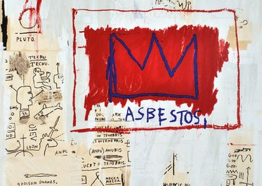 Jean-Michel Basquiat - Untitled (Per Capita)